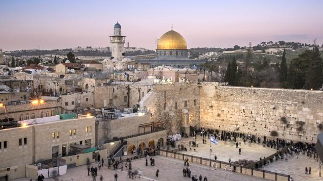 """Dünyadan ABDnin """"Kudüs"""" provokasyonuna tepki"""