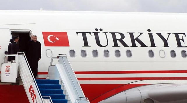 Cumhurbaşkanı Erdoğan Yunanistana gitti