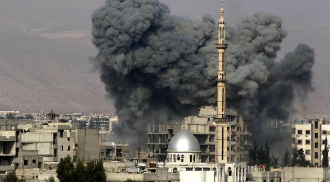 Suriyede insani dram devam ediyor
