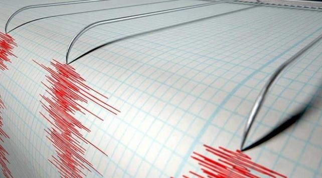 Muğlada 4,5 büyüklüğünde deprem