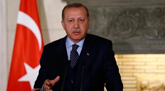 Cumhurbaşkanı Erdoğan: Kudüsle ilgili kararın iptali için girişimleri başlatıyoruz