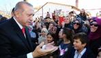 Cumhurbaşkanı Erdoğan, Yunanistan ziyaretinin ikinci gününde soydaşlarla bir araya geldi