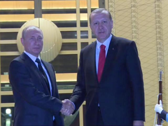 Rusya Devlet Başkanı Putin, 11 Aralık Pazartesi günü Ankarayı ziyaret edecek