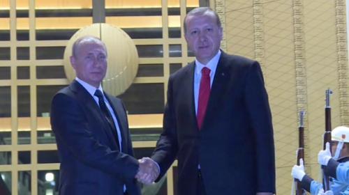 Rusya Devlet Başkanı Putin, 11 Aralık Pazartesi günü Ankara'yı ziyaret edecek