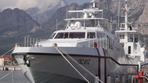 Dünyanın en süratli kaarakol gemisi