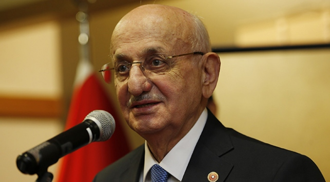 TBMM Başkanı Kahraman, Ahıska Türkleriyle buluştu