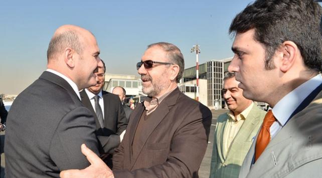 İçişleri Bakanı Soylu İranda