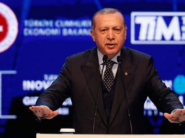 Cumhurbaşkanı Erdoğan: İsrail bir işgal devletidir