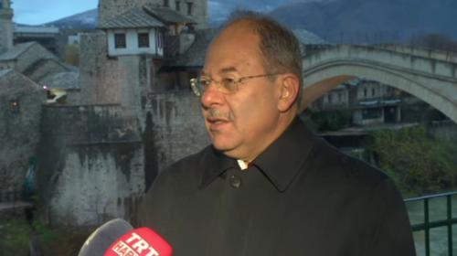 Başbakan Yardımcısı Akdağ: Zulüm ile abad olanın ahiri berbat olur