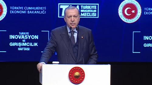 Cumhurbaşkanı Erdoğan: İsrail, bir işgal devletidir
