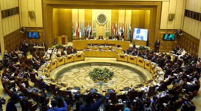 Arap Birliği Dışişleri Bakanları olağanüstü toplantısı başladı