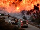 Kaliforniya alevlerle boğuşuyor: OHAL ilan edildi