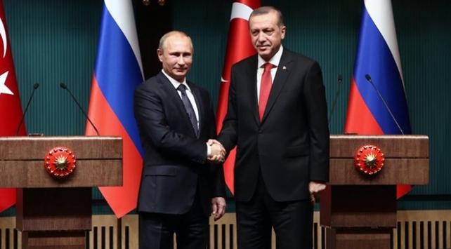Cumhurbaşkanı Erdoğan, Putin ile Beştepede biraraya gelecek
