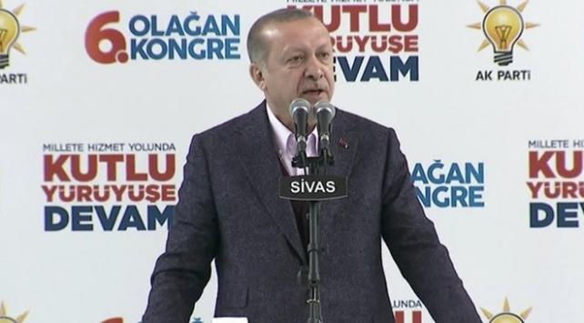 Cumhurbaşkanı Erdoğan: Kudüsü çocuk katili bir ülkenin insafına terk etmeyeceğiz