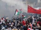 Beyrut'ta ABD konsolosluğu önünde çatışma çıktı