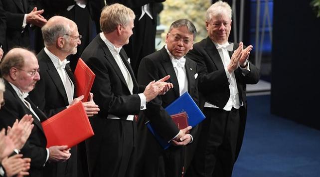 Nobel ödülleri sahiplerine verildi