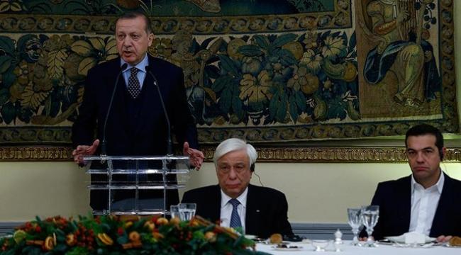 Cumhurbaşkanı Erdoğan: Kıbrıslı Türkler azınlık konumuna indirgenemeyecek