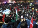 ABD'nin Kudüs kararı protesto edildi