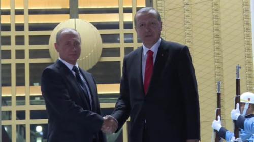 Rusya Devlet Başkanı Putin bugün Ankaraya geliyor