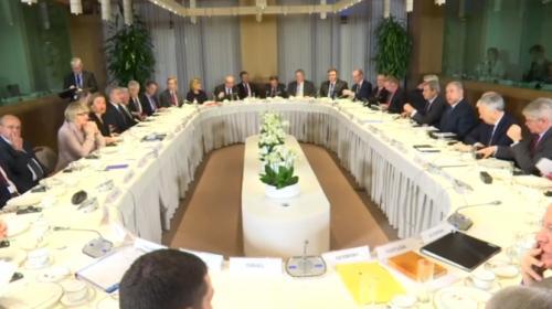 Netanyahu Brükselde aradığını bulamadı
