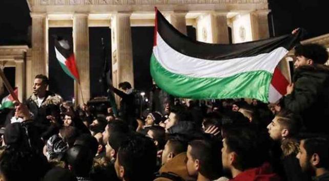 PKKya kucak açan Almanyayı Kudüs protestoları rahatsız etti