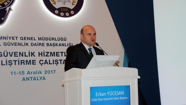 Türkiyede 1,5 milyon güvenlik görevlisi var