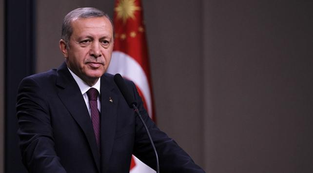 Cumhurbaşkanı Erdoğandan Hanuka Bayramı mesajı