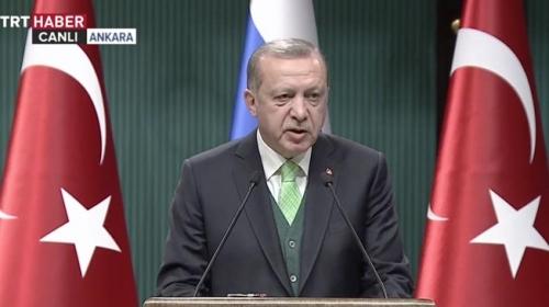 Cumhurbaşkanı Erdoğan: Vicdan sahibi, ahlak, ilke sahibi kimse bu cinayetleri görmezden gelemez