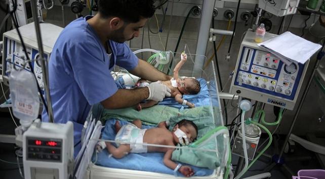 İsrailden Filistinli hastalara insanlık dışı uygulama