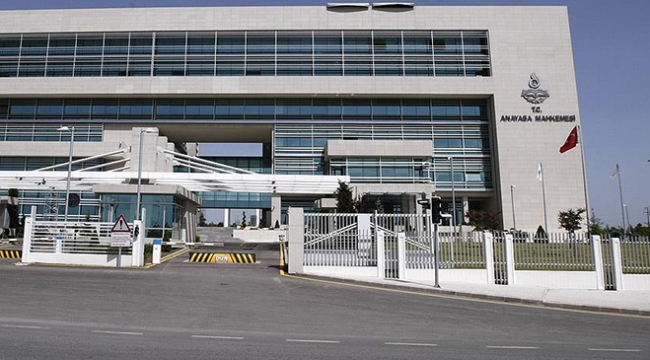 Anayasa Mahkemesi, CHP hakkında suç duyurusunda bulunacak