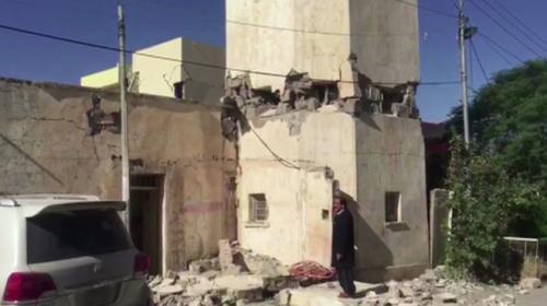 İranda 6.1 büyüklüğünde deprem