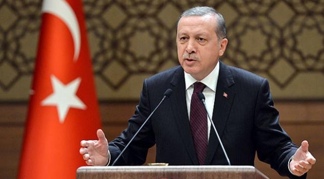 Cumhurbaşkanı Erdoğan: Büyümede dünyada 1 numara olduk
