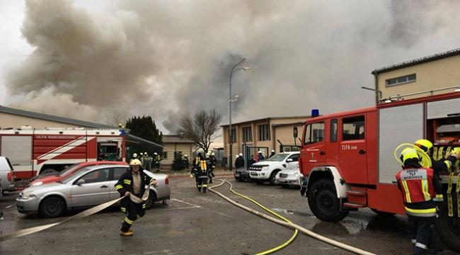 Avusturyada gaz istasyonunda patlama: 1 ölü, 18 yaralı