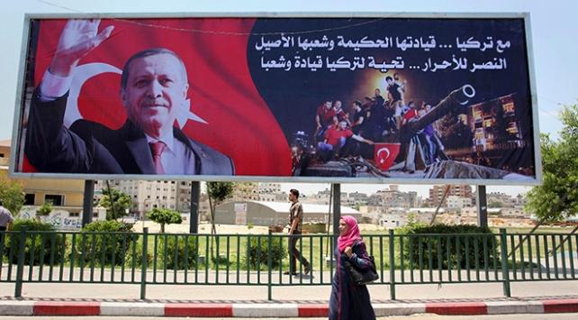Pew: Ortadoğunun yükselen yıldızı Türkiye