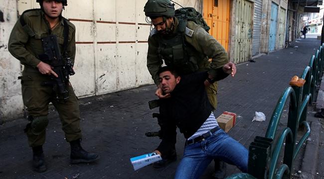 İşgalci İsrailin zulmü devam ediyor: 55 Filistinli yaralandı