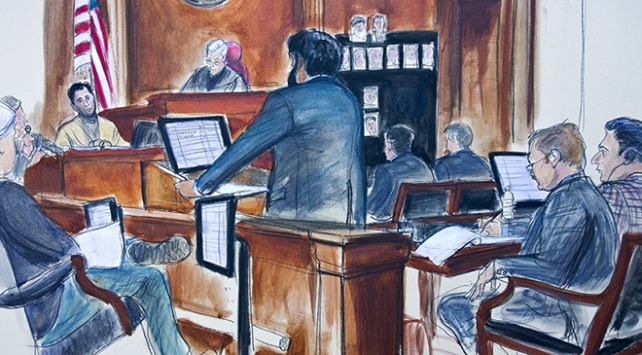 FBI, Ambargo Davasının tanığı firari FETÖcü Korkmaza 50 bin dolar vermiş