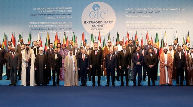İşlam İşbirliği Teşkilatı Kudüs için olağanüstü toplandı