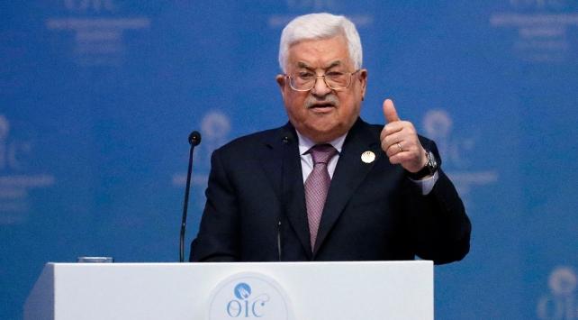 Abbas: Kudüs, Filistin devletinin ebedi başkenti olarak kalacaktır