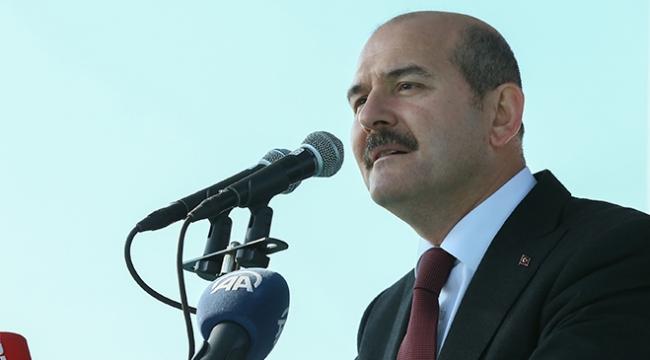 İçişleri Bakanı Soylu: FBI ile ilgili iddia kumpasın ispatı ve delilidir