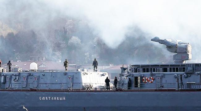 Rusya, Tartustaki deniz üssünü genişletiyor