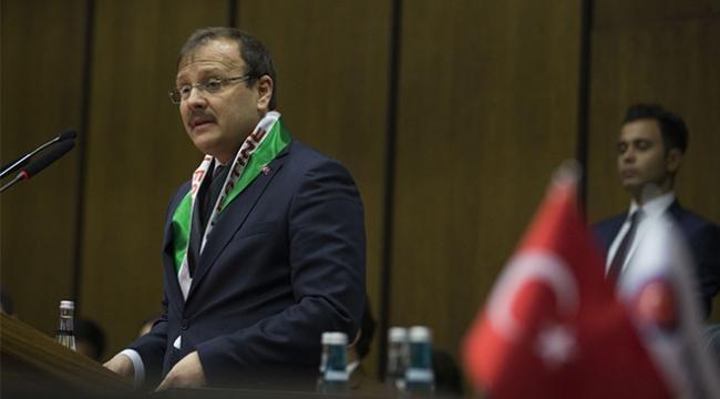 Başbakan Yardımcısı Çavuşoğlu: Yunanistan Müslüman azınlığın haklarına karşı ayak sürüyor