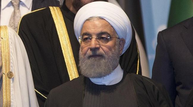 İran Cumhurbaşkanı Ruhani: Müslüman ülkelerin her biriyle iş birliğine hazırız