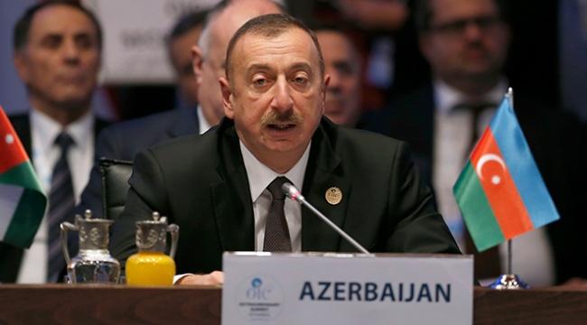 Azerbaycan Cumhurbaşkanı Aliyev: ABD, Kudüs kararını yeniden gözden geçirmeli