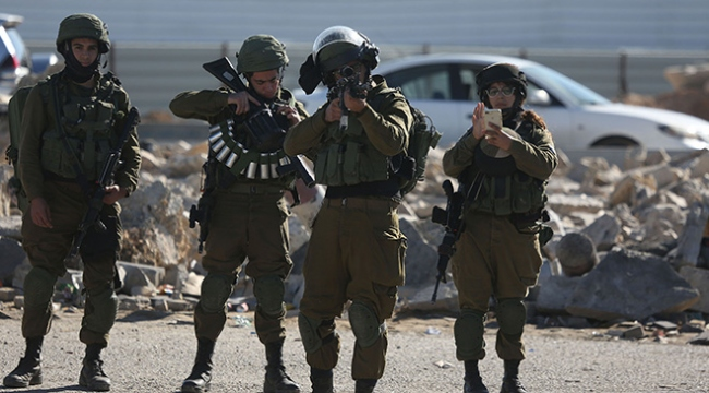 Batı Şeriadaki gösterilere İsrail askerlerinden sert müdahale: 73 yaralı
