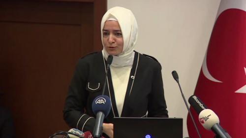 Aile ve Sosyal Politikalar Bakanı Kaya: Organize sanayi bölgelerine kreş açmak için çalışıyoruz