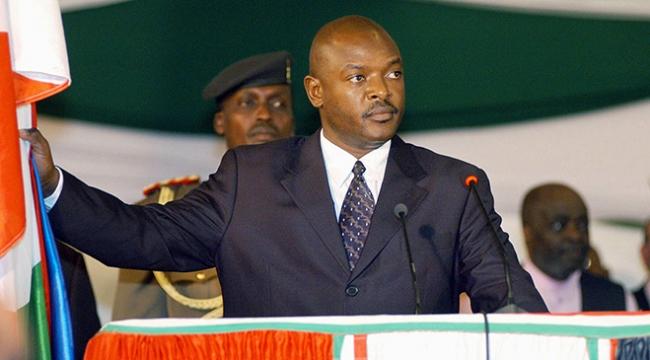 Burundi Devlet Başkanı Nkurunziza 17 yıl daha görevinde kalmak istiyor