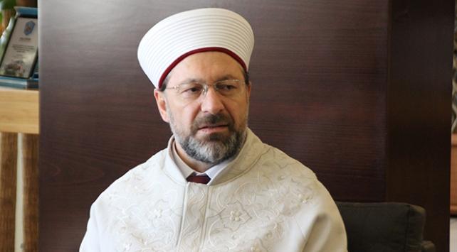Diyanet İşleri Başkanı Erbaş: Eğer sağlıklı din eğitimi verilmezse insanların gönülleri yanlış bir İslam anlayışına kayıyor