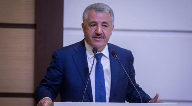 Bakan Arslan: İİTnin aldığı karar BMye götürülecek