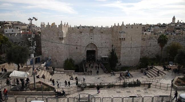 Şam Kapısı, Filistin direnişinin sembollerinden biri oldu