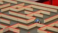 Çin'de Mikrorobot Fareler Yarıştı